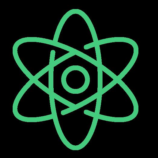 atom grafika